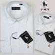 人気定番安いPolo Ralph Lauren ポロ ラルフローレン 偽物 クラシック フィット カジュアルシャツ 白シャツ 長袖 MNPOWOV16810227