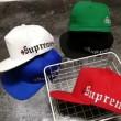 人気定番爆買いSUPREMEシュプリーム コピーゴルフユニセックスキャップ帽子おしゃれカジュアル紫外線予防3色可選