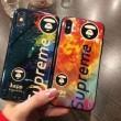 シュプリーム SUPREME ヒットした価格販売 2018一番最高人気 iphone6 ケース カバー 2色可選