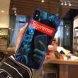 2018年トレンド iphoneX ケース カバー 2色可選 シュプリーム SUPREME 人気を誇る