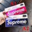 2色可選 シュプリーム SUPREME 2018fw トレンド iphoneX ケース カバー ファッションに役立つ