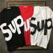 【激安のセール事情】 シュプリーム SUPREME 魅力たっぷり逸品  男女兼用 3色可選 半袖Tシャツ 日本未入荷