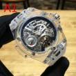 HUBLOT ウブロ 男性用腕時計上品な質感 4色選択可超人気*入手困難