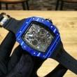 圧倒的な存在感 RICHARD MILLE リシャールミル 定番人気モデル 男性用腕時計 多色選択可
