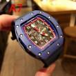 4色選択可2018年トレンド RICHARD MILLE リシャールミルおしゃれな美品 男性用腕時計
