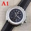 人気定番豊富なBREITLINGブライトリング 時計 コピーナビタイマー3針クロノグラフ腕時計プレゼント4色可選