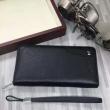 エルメス 財布 コピーHERMES最高品質のブラックレザーメンズロングウォレット品格のある1品シンプルなデザイン長財布