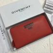 ジバンシー 財布 メンズ コピーGIVENCHYシンプル高級感デザイン一生モノブラウンレザーロングウォレット最高の贈り物