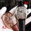 2019年新作通販 最も話題となったアイテム FRANCK MULLER フランクミュラー 腕時計 2色選択可