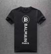 驚きの破格値セール BALMAIN半袖tシャツスーパーコピークルーネックバルマン Tシャツ コピー カジュアルファッショ 100新品保証安心購入