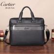 こんな通勤バッグが欲しかった!Cartierカルティエ マストライン ビジネスバッグ コピー 安い 耐久性 トートバッグ 男性カバン