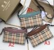 おすすめ高級ブランドBURBERRY バーバリー ショルダーバッグ コーデ ロンドンチェックチェーン財布 安い コピー 上質