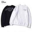 CHRISTIAN DIOR ATELIER ディオール セーター 爽やかなきれいめカジュアル メンズ コピー 上質 ブラック ホワイト コーデ 安価