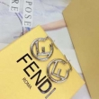 フェンディ ピアス 人気 優しく個性的に仕上げる 新作 コピー FENDI レディース ゴールド シルバー ブランド ロゴ 安い