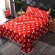 上品な冬スタイルを楽しもう 2019年秋に買うべき シュプリーム SUPREME 寝具4点セット
