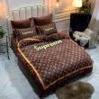 シュプリーム SUPREME 寝具4点セット 普段使いやお仕事用としても使える 2019秋冬の新作