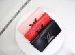 爽やかな心躍るコーディネート   ルイ ヴィトン 3色可選 素敵に取り入れたコーデ  LOUIS VUITTON 財布/ウォレット 温かさを重視トレンド