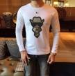 今年の冬のトレンドデザイン 2色可選 フェンディ FENDI 長袖Tシャツ 2019年秋に買うべき