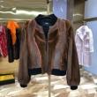 見た目に温かみがある  コート 今年の冬のトレンドデザイン  フェンディ FENDI 美しいスタイルに仕上げたい