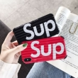 スマホケース Supreme 通販 軽くシックさを楽しめるアイテム シュプリーム 激安 コピー ブラック レッド ロゴ ブランド セール