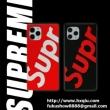 スマホケース Supreme 通販 リラックスな雰囲気を醸し出す大本命 シュプリーム コピー おすすめ ブラック レッド 日常 安い
