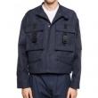 ジャケット ディオール 人気 個性を放つモデル メンズ DIOR コピー ネイビー 相性抜群 日常感 ストリート コーデ 高品質