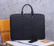 ビジネスバッグ Louis Vuitton 限定 高級的なコーデを演出 メンズ ルイ ヴィトン コピー 通販 ブラック ブランド 格安
