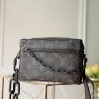 ショルダーバッグ ルイヴィトン モダンなデザインを誇る限定新作 Louis Vuitton メンズ コピー ブラック お買い得 M44735