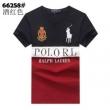 3色可選 おしゃれなコーデを楽しむ 半袖Tシャツ カジュアルにもナチュラルにも楽しむポロ ラルフローレン Polo Ralph Lauren