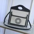気品あるスタイルが素敵 バーバリー Burberry ショルダーバッグ レディース コピー ブラック コーヒー色 おすすめ 激安 80280411