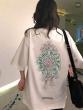 CHROME HEARTS どんなスタイルにも合わせやすい  クロムハーツ2色可選 半袖Tシャツ トレンドの着こなしテク