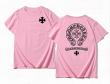 この夏は注目新作 CHROME HEARTSクロムハーツTシャツ激安ソフトな肌触りのオールコットン製 多色可選