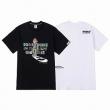 今年の正解大人気新作 ベイシング エイプ A BATHING APE丸首ネックTシャツコピー 大人可愛いスタイル 黒白