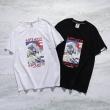 2021SS新作登場ア ベイシング エイプ A BATHING APE 半袖Tシャツスーパーコピートレンド感満点に 黒白