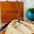 今年大注目のレイヤードスタイルのネックレス ヴィトン 偽物 アクセサリー Louis Vuitton