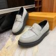 2021ブランド新作をススメ ヴィトン Louis vuitton メンズ 靴 偽物 擦れにくく歩きやすい作りに